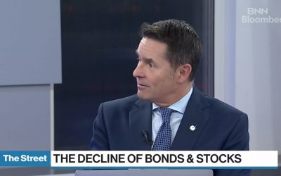 David Burrows on the unusual simultaneous decline of stocks and bonds