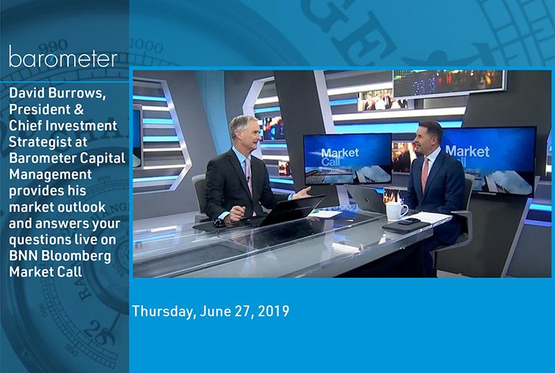 David Burrows on BNN Bloomberg Market Call