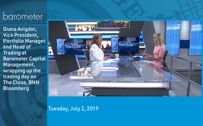 Wrapping up the Trading Day with Diana Avigdor on The Close, BNN Bloomberg
