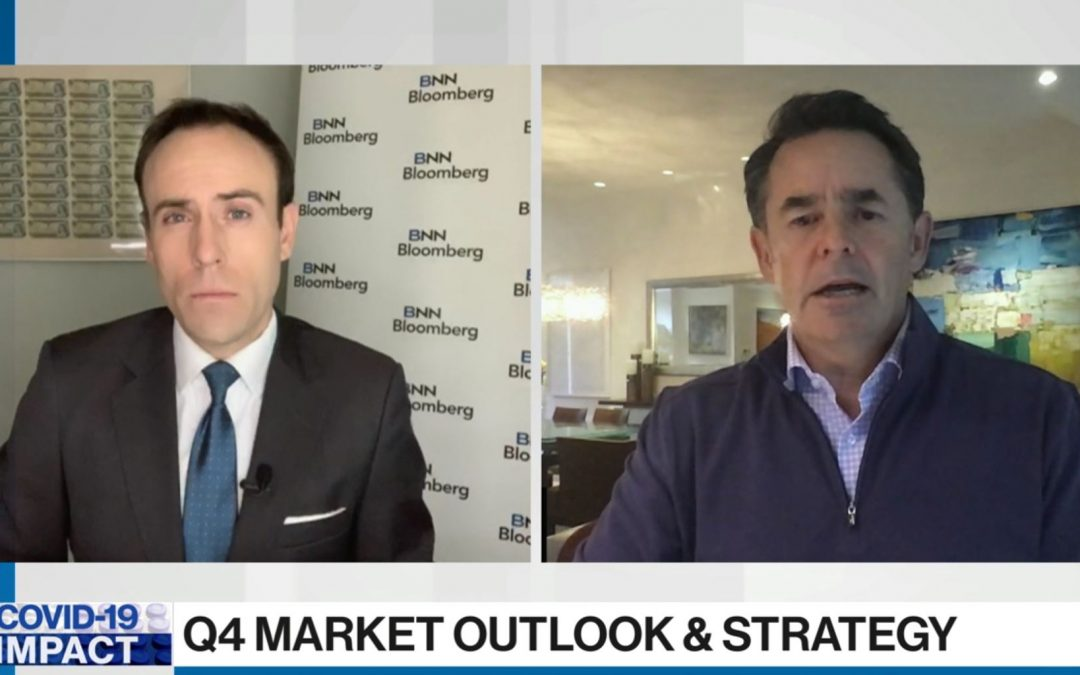 BNN 'THE OPEN' WITH DAVID BURROWS – HOW THE BOND MARKET IS IMPACTING WHERE YOU SHOULD INVEST IN STOCKS