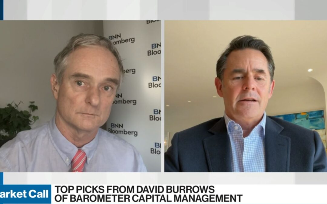 BNN MARKET CALL WITH DAVID BURROWS – DISCUSSING LARGE CAP NORTH AMERICA, QUESTIONS FROM CALLERS & DAVID'S TOP PICKS