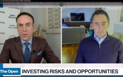 BNN The Open with David Burrows discussing money shifting to the reflation trade as the world continues to inch closer to economic recovery.