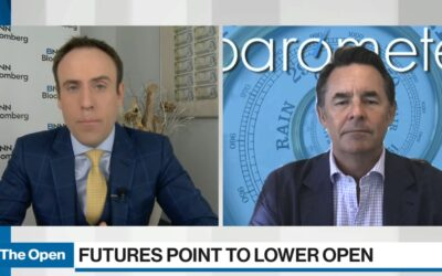 BNN The Open with David Burrows discussing short term and long term views