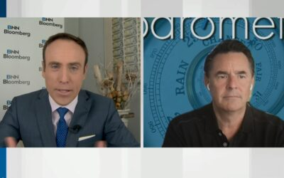 BNN's The Open with David Burrows. David discusses commodity names with pricing power and reflation in the market