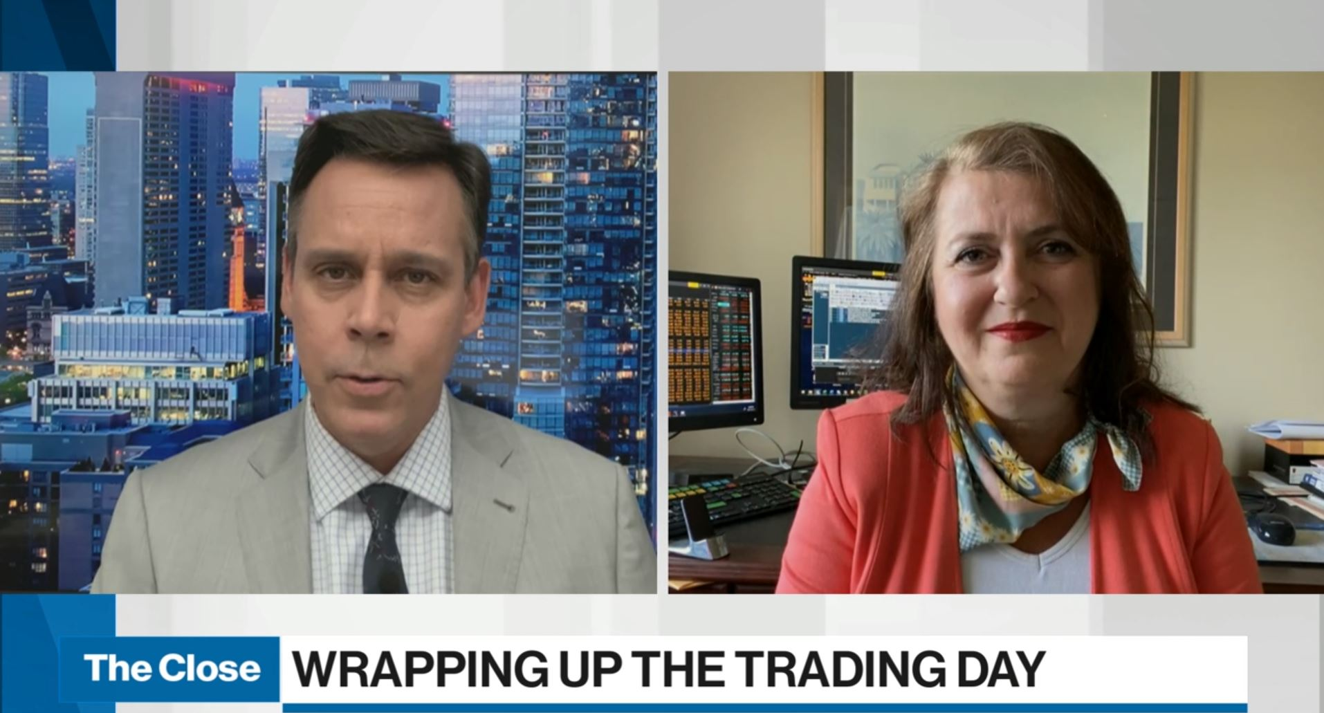 BNN's The Close With Diana Avigdor. Diana Discusses Her Outlook On The Market and Why She Sees Opportunity In Estée Lauder As Travel And Retail Begin To Reopen