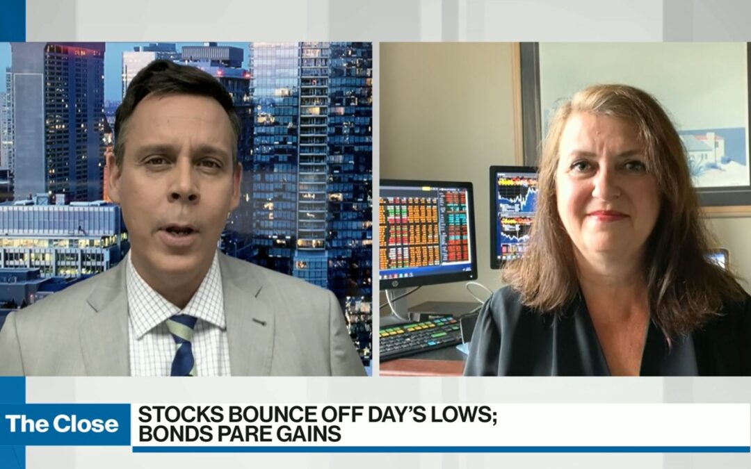 BNN's The Close With Diana Avigdor, Discussing A Healthy Correction In The Markets And An Opportunity For A More Balanced Approach Between Value And Growth