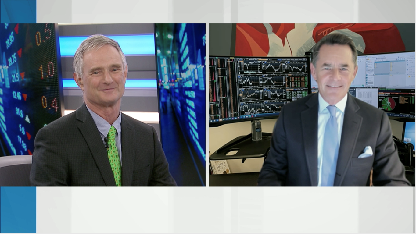 David Burrows on BNN Bloomberg's Market Call Discussing His top Picks and Answering Questions on North American Large Cap Stocks.